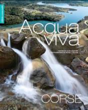 Acqua viva ; Corse - Couverture - Format classique