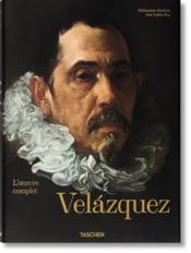 Velazquez ; l'oeuvre complet - Couverture - Format classique