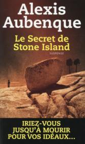 Le secret de Stone Island - Couverture - Format classique