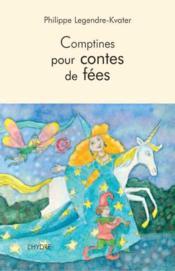 Comptines pour contes de fées - Couverture - Format classique