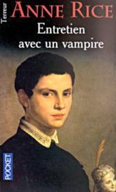 Chroniques des vampires T.1 ; entretien avec un vampire - Couverture - Format classique