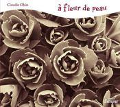 À fleur de peau - Couverture - Format classique