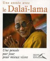telecharger Une annee avec le Dalai-lama – une pensee par jour pour mieux vivre livre PDF en ligne gratuit