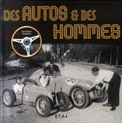 Des autos et des hommes - Intérieur - Format classique
