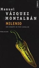 Milenio - Couverture - Format classique