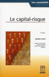 Le capital-risque - Intérieur - Format classique