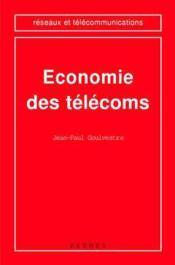 Economie des telecoms - Couverture - Format classique