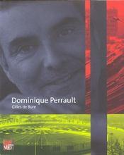 Dominique Perrault - Intérieur - Format classique