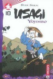 Usagi yojimbo t.10 - Intérieur - Format classique