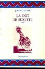 La Dot De Suzette - Couverture - Format classique