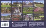 Le jardin du Luxembourg ; the Luxembour gardens ; jardin du sénat, Paris - 4ème de couverture - Format classique
