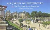 Le jardin du Luxembourg ; the Luxembour gardens ; jardin du sénat, Paris - Intérieur - Format classique