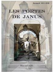 Les portes de Janus - Couverture - Format classique