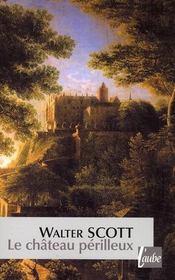 Le château périlleux - Couverture - Format classique