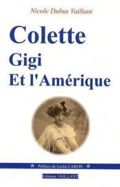 Colette Gigi et l'Amérique - Couverture - Format classique