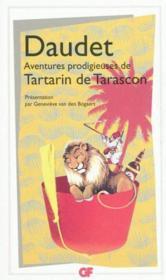 Les aventures prodigieuses de Tartarin de Tarascon - Couverture - Format classique