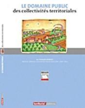 Le domaine public des collectivités territoriales - Couverture - Format classique