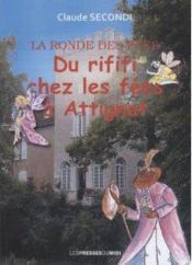 Du Rififi Chez Les Fees A Attignat - Couverture - Format classique
