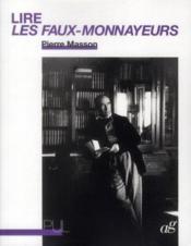 Lire Les Faux Monnayeurs - Couverture - Format classique