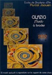 Glazig motifs à broder - Couverture - Format classique