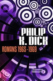 Romans 1965 - 1969 - Couverture - Format classique