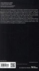 L'ange gonflable - 4ème de couverture - Format classique