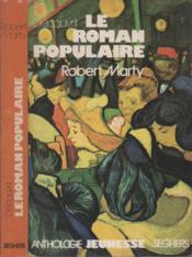 Découvrir le roman populaire. - Couverture - Format classique