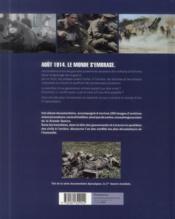 Apocalypse ; la 1ère Guerre Mondiale - 4ème de couverture - Format classique