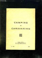 Camping et caravaning.. 1979. Camping et caravaning. 6 juin. Volume : 1979 - Couverture - Format classique