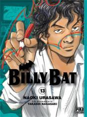 Billy Bat T.13 - Couverture - Format classique