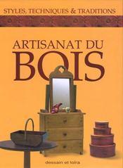 Artisanat Du Bois - Intérieur - Format classique