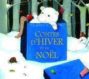Contes d'hiver et de Noël - Couverture - Format classique