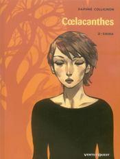 Coelacanthes t.2 ; Emma - Intérieur - Format classique