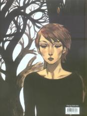 Coelacanthes t.2 ; Emma - 4ème de couverture - Format classique