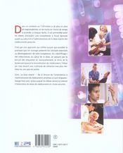 La dose exacte ; de la lecture de l'ordonnance à l'administration du médicament - 4ème de couverture - Format classique
