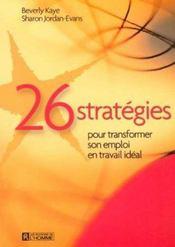 26 strat transf emploi travail - Intérieur - Format classique
