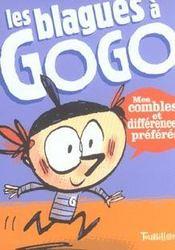 Les blagues a gogo - Intérieur - Format classique