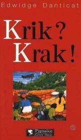 Krik Krak - Couverture - Format classique