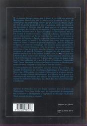 L'hydraulique dans les civilisations ancienne. 5000ans d'histoire - 4ème de couverture - Format classique