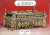 Au printemps ; Paris - Couverture - Format classique