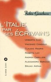 L'Italie Racontee Par Ses Ecrivains - Couverture - Format classique