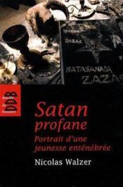 Satan et la jeunesse - Couverture - Format classique
