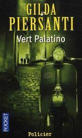 Vert palatino - Couverture - Format classique
