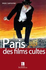 Paris des films cultes - Couverture - Format classique
