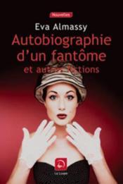 Autobiographie d'un fantôme - Couverture - Format classique