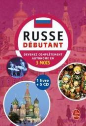 Russe débutant - Couverture - Format classique
