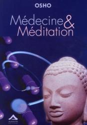 Médecine et méditation - Couverture - Format classique