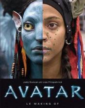Avatar, le making of - Couverture - Format classique