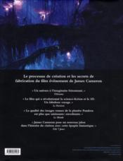 Avatar, le making of - 4ème de couverture - Format classique