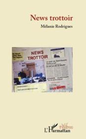 News trottoir - Couverture - Format classique